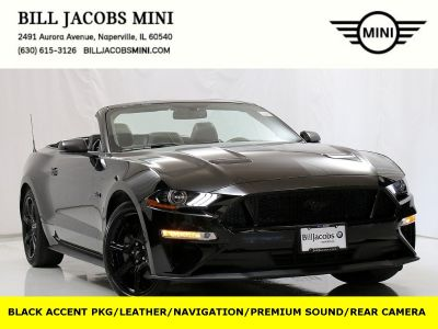 2018 Ford Mustang (Shadow Black)