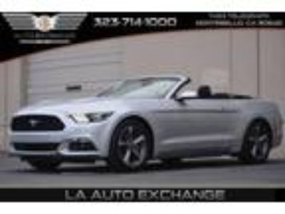 Used 2017 Ford Mustang Convertible