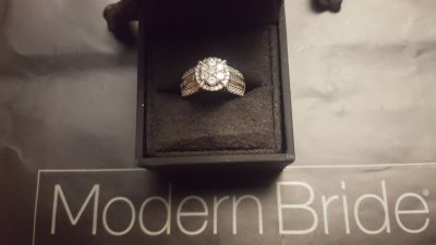 Wedding or engagement ring