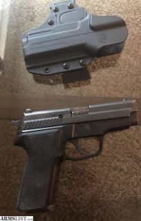 For Sale: Sig with holster