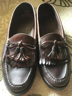 Cole Haan leather loafer 11-1/2