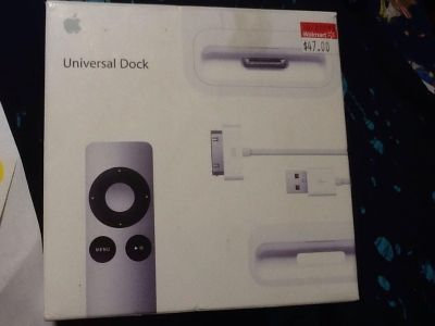 Universal Dock for any IPhone and IPod model