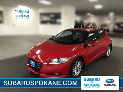 2011 Honda CR-Z EX (Milano Red)