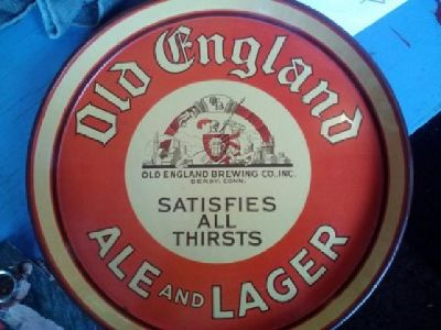 Old England Beer and Lager Tray