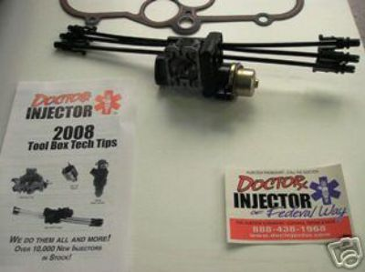 Buy 92'-95' S10 Bravada Astro 4.3 Spider Injector complete motorcycle in Federal Way, Washington, US, for US $299.50