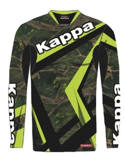 Buy Can-Am Kappa Combat Tech Long Sleeve Jersey - Vert/Green motorcycle in Sauk Centre, Minnesota, United States, for US $49.99
