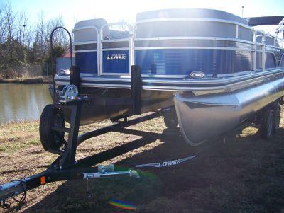 2019 Lowe SS210 RFL W/ MERCURY 115 PRO XS CT & TRAILER Pontoon Boats West Plains, MO