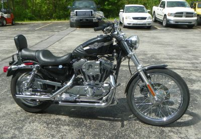 2003 Harley-Davidson XL 1200C Sportster 1200 Custom Sport Johnstown, PA