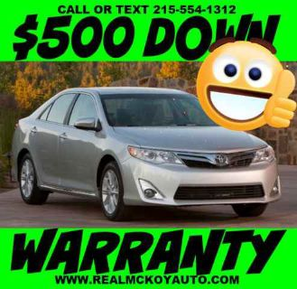 Used 2014 Toyota Camry for sale