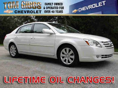 Used 2006 Toyota Avalon 4dr Sdn