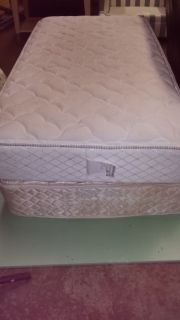 twin box springs & mattress
