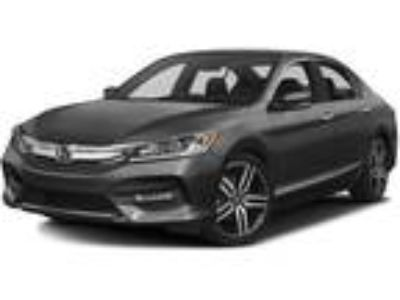 Used 2016 Honda Accord Sedan Silver, 22.7K miles