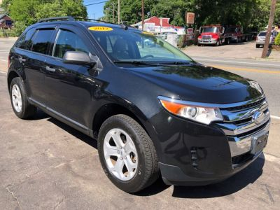 2012 Ford Edge SE Fleet (Black)