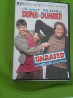 Dumb and Dumber Unrated