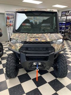 2019 Polaris RANGER XP 1000 EPS Back Country Limited Edition Utility SxS Milford, NH