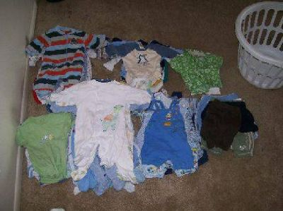 $40 baby boy clothes
