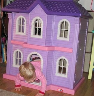 huge doll house 3ft by 3ft