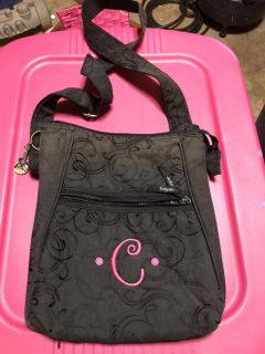 31 Crossbody Purse with Hot Pink C
