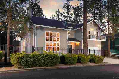 549 Angeles Boulevard Big Bear City Four BR, Gorgeous custom