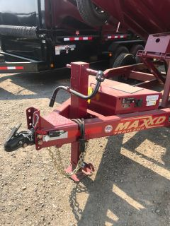 "2018 MAXXD TRAILERS 14' X 83"" LO-PRO DUMP TRAILER Equipment Trailer Trailers Elk Grove, CA"