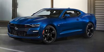 2019 Chevrolet Camaro SS (Satin Steel Gray Metallic)