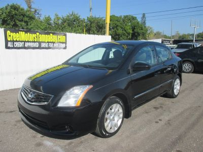 2012 Nissan Sentra 2.0 (Black)