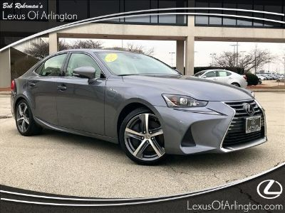 2017 Lexus IS 300 (Nebula Gray Pearl)
