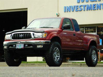 2003 Toyota Tacoma Base (Radiant Red)