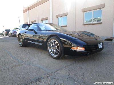 1999 Chevrolet Corvette Base (Black)