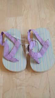 New with Tags! Girls Shoes - Old Navy Sandals Sz 9/3T