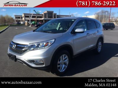 2016 Honda CR-V AWD 5dr EX (Modern Steel Metallic)