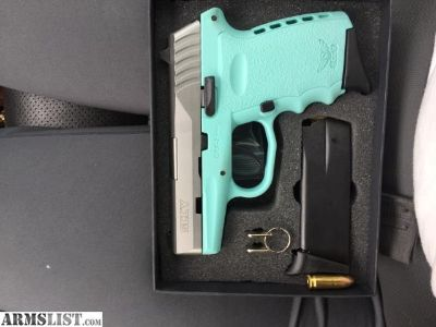 For Sale/Trade: SCCY 9mm