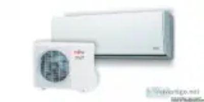 Comfortable fujitsu ductless Air Conditir