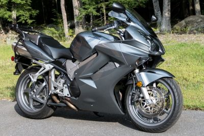 2008 Honda VFR 800 3 INTERCEPTOR
