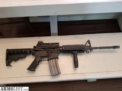 For Sale: RRA Entry Tactical AR15 .556 Nato