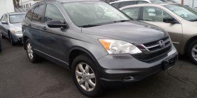 2011 Honda CR-V SE (gray)