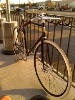 "$2,200 Custom-built Hetchins ""Duke"" Bicycle"