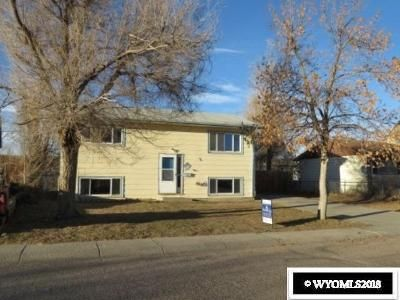 2 Bed 1 Bath Foreclosure Property in Casper, WY 82604 - Poppy St