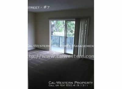 Studio NOW Available! 1/2 Block from SJSU at S 8th and San Fernando!