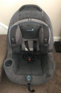 Safety 1st Advance EX 65Air-Convertible Car Seat