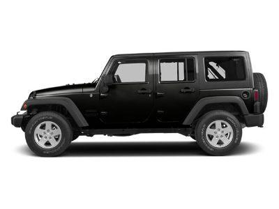 2014 Jeep Wrangler Unlimited Sahara (Black Clearcoat)