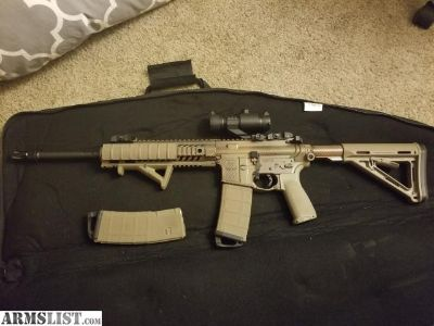 For Sale/Trade: Adams Arms Tactical Elite Piston AR15 Package