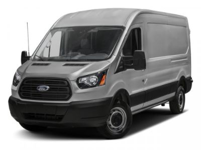 2017 Ford Transit Cargo Van (Oxford White)
