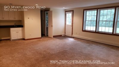 HUGE house waiting for you! 4 bed 3 bath Fireplace, updated kitchen Very Little stairs