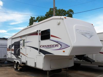 ~~2008 CROSS ROADS CRUISER~~TWO SLIDES~~ONE BEDROOM~~