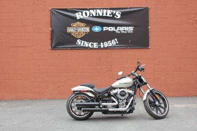 2018 Harley-Davidson Breakout 107 Cruiser Motorcycles Pittsfield, MA