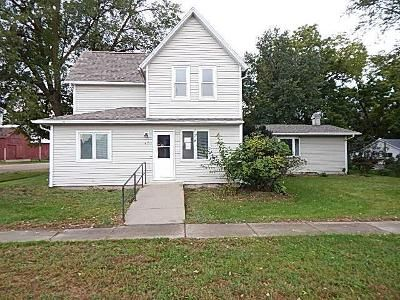 3 Bed 1.1 Bath Foreclosure Property in Calamus, IA 52729 - 2nd St
