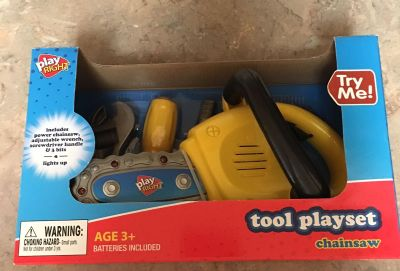 Tool Playset New in box! $3!