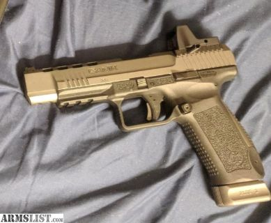 For Sale: Canik TP9 SFX with Trijicon RMR