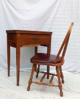 Sewing Table/Desk and Chair